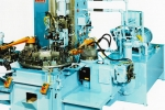 Blind Spline Broaching Machine