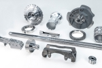 Typical parts that were produced by broaching for industries including automotive, aerospace, defense and consumer goods.